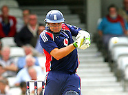 England v New Zealand 4th odi