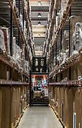 Piacenza, Castel San Giovanni, Amazon logistic center, Area stoccaggio prodotti grandi dimensioni