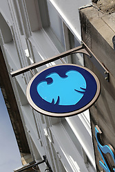 British Bank Barclays announces a loss of £47m for third quarter compared with a £2.4bn profit for the same period last year, October 31, 2012. Photo By Tim Scrivener / i-Images.