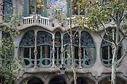 Barrio Gotico of Barcelona