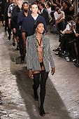 Naomi Campbell Givenchy Men fashion show Paris