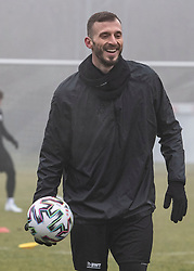 13.01.2020, Waldstadion, Pasching, AUT, 1. FBL, Trainingsauftakt, LASK, im Bild Petar Filipovic (LASK Linz) // during a Trainingssession of Austrian tipico Bundesliga Club LASK at the Waldstadion in Pasching, Austria on 2020/01/13. EXPA Pictures © 2020, PhotoCredit: EXPA/ Reinhard Eisenbauer