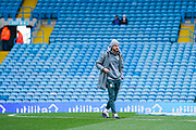 Leeds United midfielder Mateusz Klich (43) arrives at the ground during the EFL Sky Bet Championship match between Leeds United and Blackburn Rovers at Elland Road, Leeds, England on 9 November 2019.