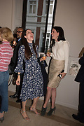EMMA DE ROSNAY; LADY LAURA CATHCART, The Gilded Desert ( and Other allegories of The Beau-Monde )' Robillant + Voena , 38 Dover St  London. 4 September 2018