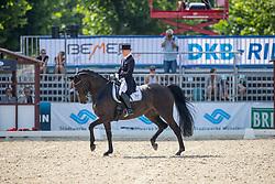 KÄMPER-MEYER Dr Svenja (GER), Rania M<br /> Münster - Turnier der Sieger 2018<br /> Grand Prix de Dressage<br /> 23. August 2018<br /> © www.sportfotos-lafrentz.de/Stefan Lafrentz