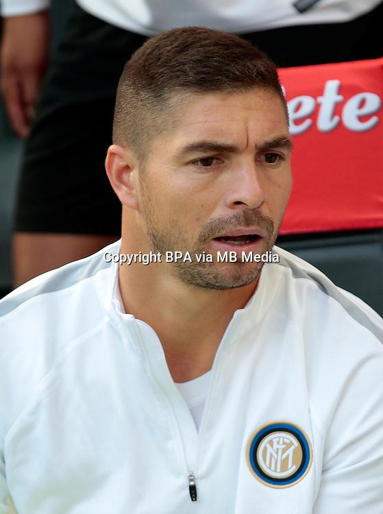 Italian League Serie A -2016-2017 / <br /> ( FC Internazionale ) - <br /> Juan Pablo Carrizo