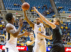 11/20/15 Men's BB West Virginia vs. Stetson