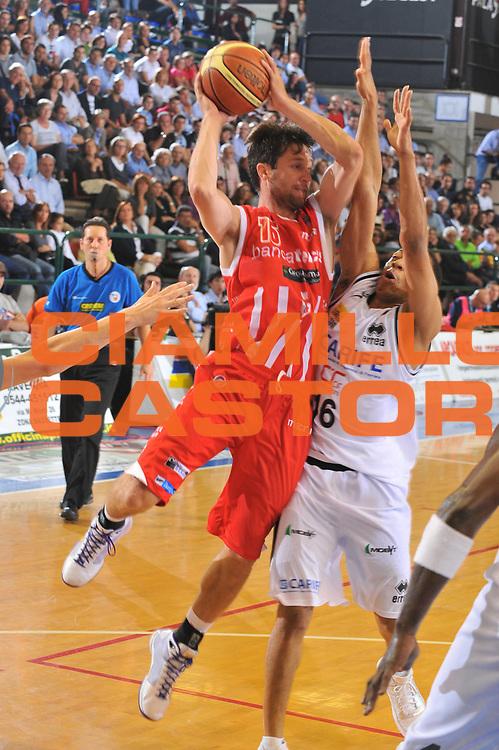 DESCRIZIONE : Ferrara Lega A 2009-10 Basket Carife Ferrara Bancatercas Teramo<br /> GIOCATORE : Drake Diener<br /> SQUADRA : Bancatercas Teramo<br /> EVENTO : Campionato Lega A 2009-2010 <br /> GARA : Carife Ferrara Bancatercas Teramo<br /> DATA : 11/10/2009<br /> CATEGORIA : Passaggio<br /> SPORT : Pallacanestro <br /> AUTORE : Agenzia Ciamillo-Castoria/M.Gregolin<br /> Galleria : Lega Basket A 2009-2010 <br /> Fotonotizia : Ferrara Campionato Italiano Lega A 2009-2010 Basket Carife Ferrara Bancatercas Teramo<br /> Predefinita :