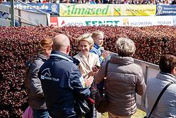 Winter-Schulze, Madeleine (GER);<br /> Theodorescu, Monica (GER);<br /> Röser, Klaus (GER);<br /> Leyen, Ursula von der (GER)