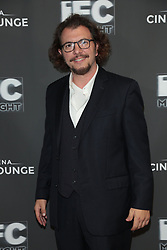 May 25, 2018 - Los Angeles, California, USA - 5/24/18.Christian Meoli at the premiere of ''Feral'' held at the Arena Cinelounge in Hollywood..(Los Angeles, CA) (Credit Image: © Starmax/Newscom via ZUMA Press)