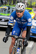 BELGIUM  / BELGIE / BELGIQUE / HARELBEKE / CYCLING / WIELRENNEN / CYCLISME / KLASSIEKER / 59TH RECORD BANK E3 HARELBEKE / UCI WORLD TOUR / UCI WORLDTOUR /  HARELBEKE TO HARELBEKE 206 KM / BOONEN TOM (ETIXX - QUICK STEP)