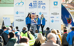 Mascot during the UCI Class 1.2 professional race 4th Grand Prix Izola, on February 26, 2017 in Izola / Isola, Slovenia. Photo by Vid Ponikvar / Sportida