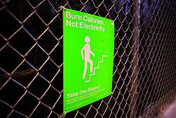 USA NEW YORK 5JUN10 - Pedestrian sign in midtown Manhattan, New York...jre/Photo by Jiri Rezac..© Jiri Rezac 2010