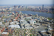 Kendel Square and  MIT with view to Boston, Beacon Hill and the Back Bay