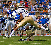 Duke vs Navy Sept.13th 2008<br /> Durham NC ,Wallace Wade Stadium<br /> Duke wins 41-31
