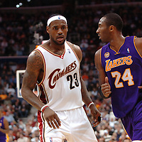 12.20.2007 Los Angeles Lakers at Cleveland Cavaliers