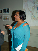 DIANE ABBOTT, 240th Royal Academy Summer Exhibition. Annual dinner. Piccadilly. London. 3 June 2008.  *** Local Caption *** -DO NOT ARCHIVE-© Copyright Photograph by Dafydd Jones. 248 Clapham Rd. London SW9 0PZ. Tel 0207 820 0771. www.dafjones.com.