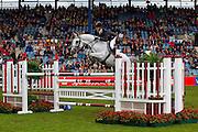 Steve Guerdat - Catalina CH<br /> World Equestrian Festival, CHIO Aachen 2013<br /> &copy; DigiShots