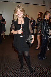 CAROLE ASHBY at the UK Premiere of The Uncondemned hosted by Women for Women International at BAFTA, 195 Piccadilly, London on 2nd November 2016.