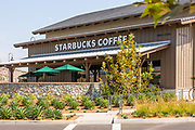Starbucks Coffee at Sendero Marketplace in Rancho Mission Viejo