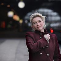 Nederland, Amsterdam , 6 november 2014<br /> Actrice en entertainer Mylou Frencken<br /> Foto:Jean-Pierre Jans