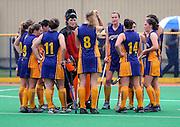 Southern Womens team during the National Under 21 Hockey Tournament - Day 1, 7 May 2011, Alexander McMillan Hockey Centre Dunedin, New Zealand. Photo: Richard Hood/photosport.co.nz