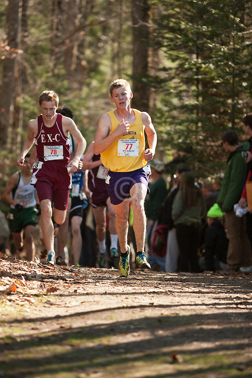 New England High School XC Championship, Curts, Hulstein