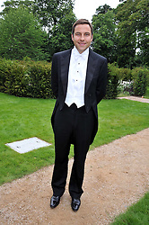 DAVID WALLIAMS at the Raisa Gorbachev Foundation fourth annual fundraising gala dinner held at Stud House, Hampton Court, Surrey on 6th June 2009.