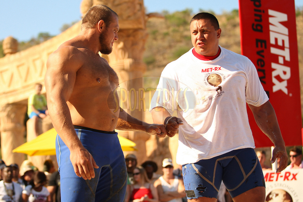 World's Strongest Man 2010 - Sun City, South Africa ...