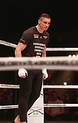 DEN BOSCH, THE NETHERLANDS. 2017, MAY 20. Rico Verhoeven bij Glory Kickboxing 41 Holland in de Brabanthallen.