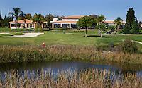 VILAMOURA - Algarve - Oceanico MILLENNIUM Golfcourse, clubhuis,   COPYRIGHT KOEN SUYK