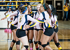2013 A&T Volleyball vs NCCU