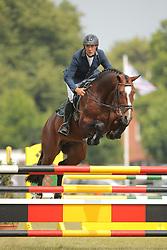 Ahlmann, Dirk, Alant<br /> Elmshorn - Holsteiner Pferdetage<br /> Springen Klasse M Finale 5j.<br /> © www.sportfotos-lafrentz.de/ Stefan Lafrentz