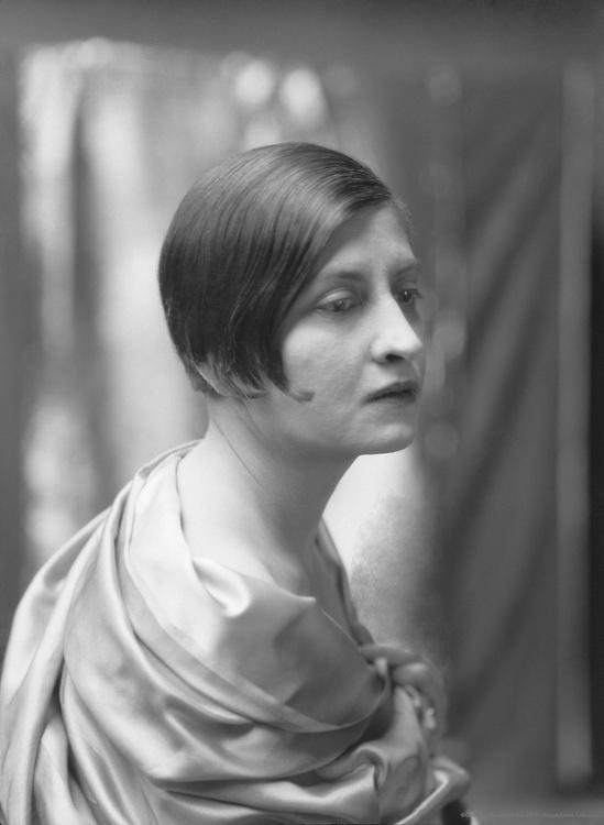 Halide Edib Adivar, novelist, feminist and political leader, 1927