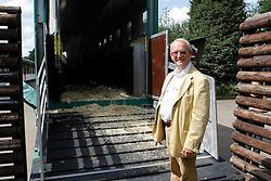Leon Melchior <br /> Studbook Zangersheide - Lanaken 2009<br /> © Hippo Foto - Dirk Caremans