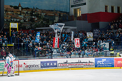 24.02.2019, Ice Rink, Znojmo, CZE, EBEL, HC Orli Znojmo vs EHC Liwest Black Wings Linz, Qualifikationsrunde, 49. Runde, im Bild Übersicht // during the Erste Bank Eishockey League 49th round match between HC Orli Znojmo and EHC Liwest Black Wings Linz at the Ice Rink in Znojmo, Czechia on 2019/02/24. EXPA Pictures © 2019, PhotoCredit: EXPA/ Rostislav Pfeffer
