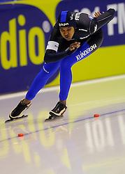 28-12-2010 SCHAATSEN: KPN NK ALLROUND EN SPRINT: HEERENVEEN<br /> Anice Das<br /> ©2010-WWW.FOTOHOOGENDOORN.NL
