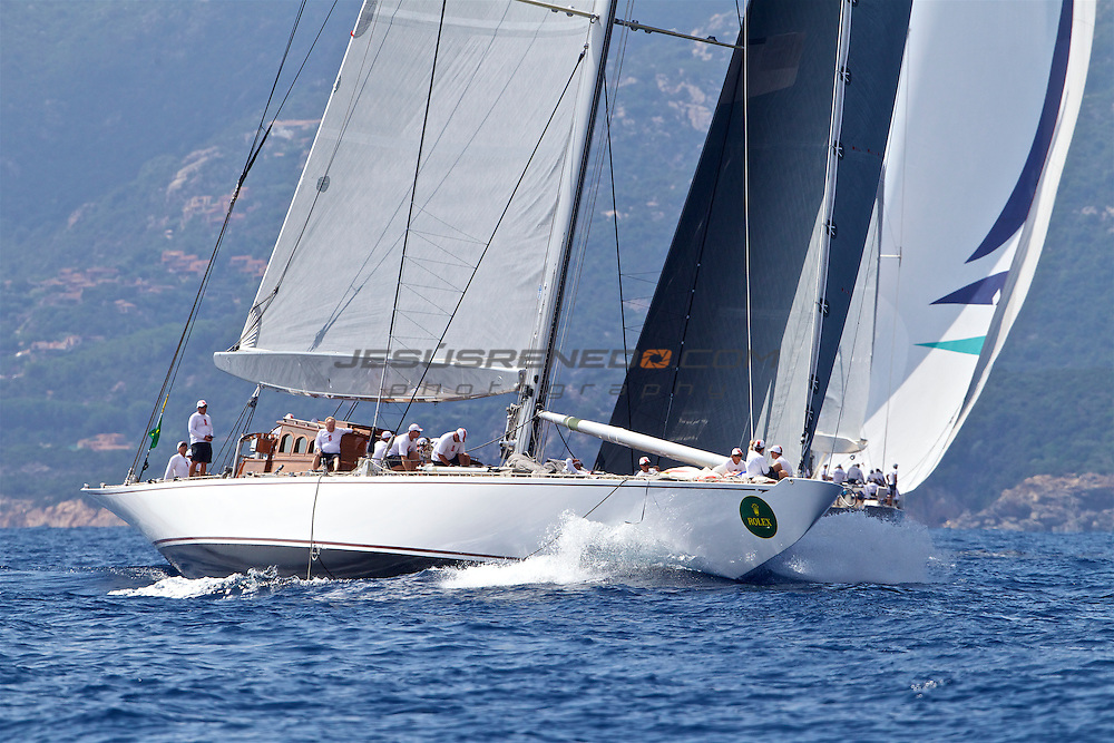 Rolex maxi world championships 2013, day 3