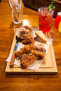 Fried Chicken shot on location at Jo'Anna Melt Bar in Melville, Johannesburg for the September Issue of Food & Home Entertaining Magazine.