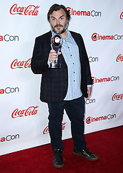 LAS VEGAS, NV, USA - APRIL 26: CinemaCon Big Screen Achievement Awards 2018 held at Omnia Nightclub at Caesars Palace during CinemaCon, the official convention of the National Association of Theatre Owners on April 26, 2018 in Las Vegas, Nevada, United States. 26 Apr 2018 Pictured: Jack Black. Photo credit: Xavier Collin/Image Press Agency / MEGA TheMegaAgency.com +1 888 505 6342