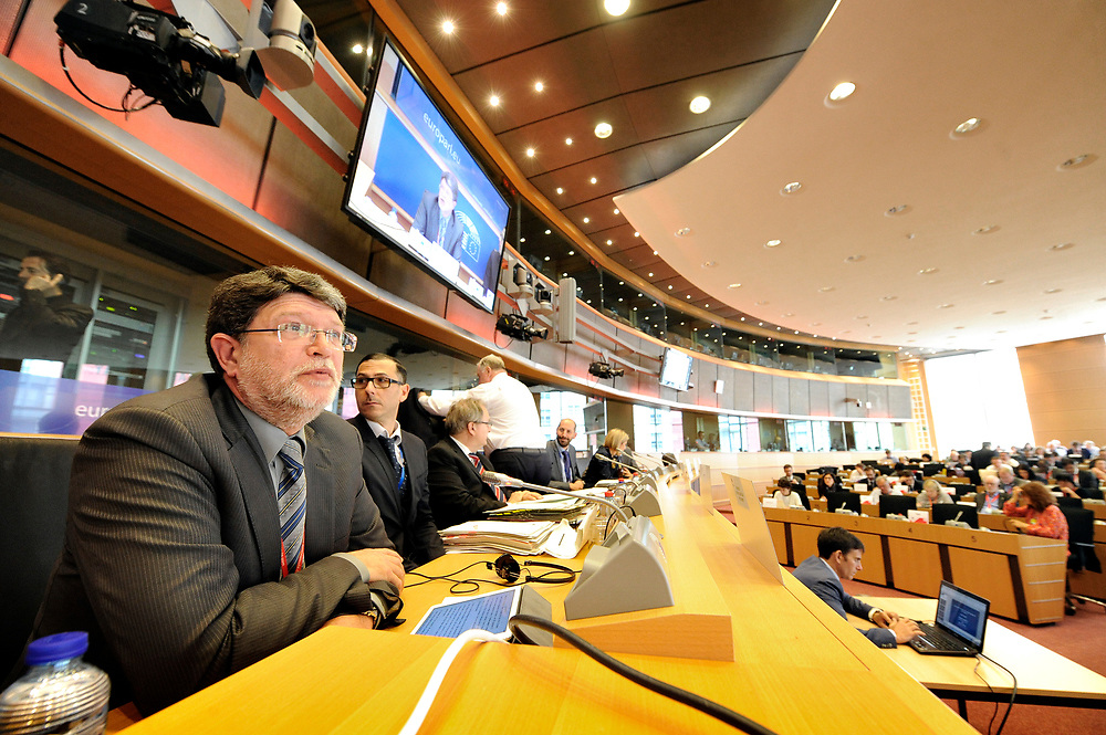 12 May 2017, 123rd Plenary Session of the European Committee of the Regions <br /> Belgium - Brussels - May 2017 <br /> <br /> Tonino Picula