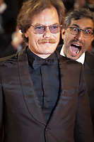 Michael Shannon and Director Ramin Brahani at the Farenheit 451 gala screening at the 71st Cannes Film Festival, Saturday 12th May 2018, Cannes, France. Photo credit: Doreen Kennedy