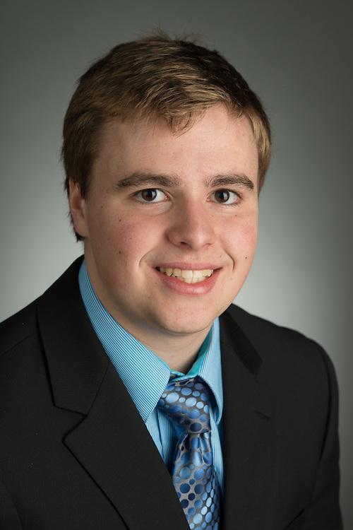 Cutler Scholar Candidate Matthew Fisher.  Photo by Ohio University / Jonathan Adams