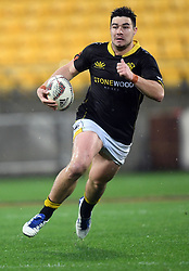 Wellington's Jackson Garden-Bachop against Canterbury in the Mitre 10 Rugby match at Westpac Stadium, Wellington, New Zealand, Sunday September 17,, 2017. Credit:SNPA / Ross Setford  **NO ARCHIVING**