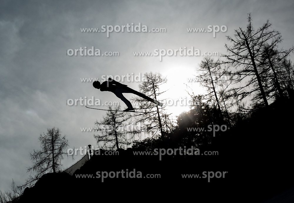 Stefan Huber of Austria during the Ski Flying Hill Individual Competition on Day Two of FIS Ski Jumping World Cup Final 2017, on March 24, 2017 in Planica, Slovenia. Photo by Vid Ponikvar / Sportida
