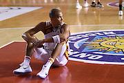 Daniele Sandri<br /> Unicusano Roma - Benacquista Assicurazioni Latina<br /> Campionato Basket LNP 2016/2017<br /> Roma 06/11/2016<br /> Foto Ciamillo-Castoria