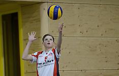 20150103 NED: Nationale Open Clubkampioenschappen Volleybal 2015, Harderwijk