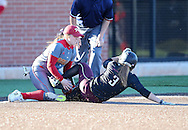 March 1, 2016: The Pittsburg State University Gorillas play against the Oklahoma Christian University Lady Eagles at Tom Heath Field at Lawson Plaza on the campus of Oklahoma Christian University.