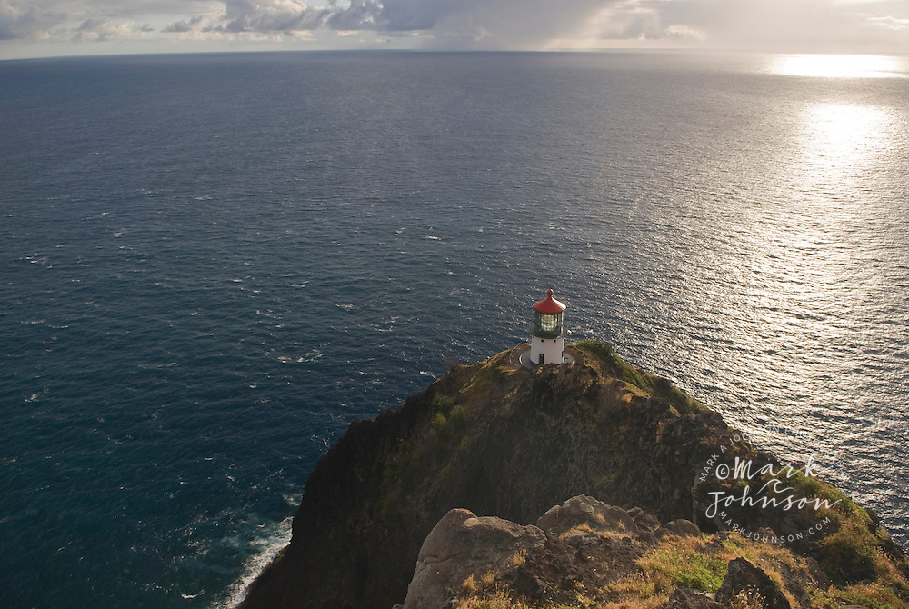 Makapu'u Lighthouse, Makapu'u Point, Oahu, Hawaii
