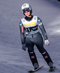 10.03.2019, Holmenkollen, Oslo, NOR, FIS Weltcup Skisprung, Raw Air, Oslo, Schisprung, Einzelbewerb, Damen, im Bild Jacqueline Seifriedsberger (AUT) // Jacqueline Seifriedsberger of Austria during the ladie's individual competition of the Raw Air Series of FIS Ski Jumping World Cup at the Holmenkollen in Oslo, Norway on 2019/03/10. EXPA Pictures © 2019, PhotoCredit: EXPA/ JFK